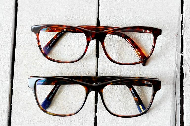Kylie & Gant x Specsavers