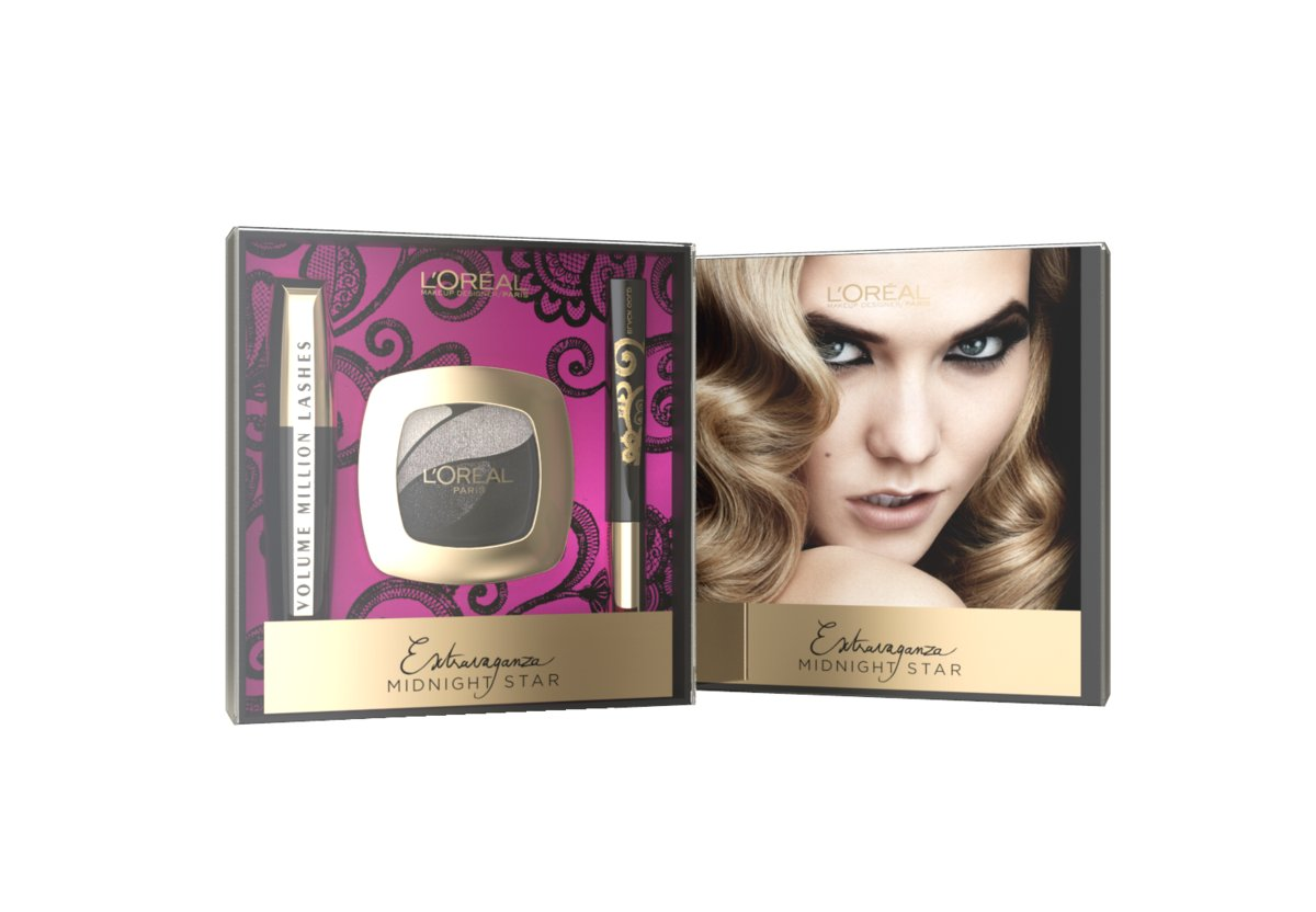 L'Oréal Paris Extravaganza Midnight Star Giftset - Make-up Geschenkverpakking