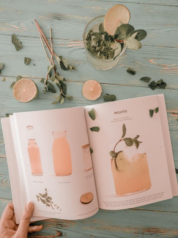 Lifestyle | Food & Drinks: geniet deze zomer van een Mojito mocktail! (+recept)