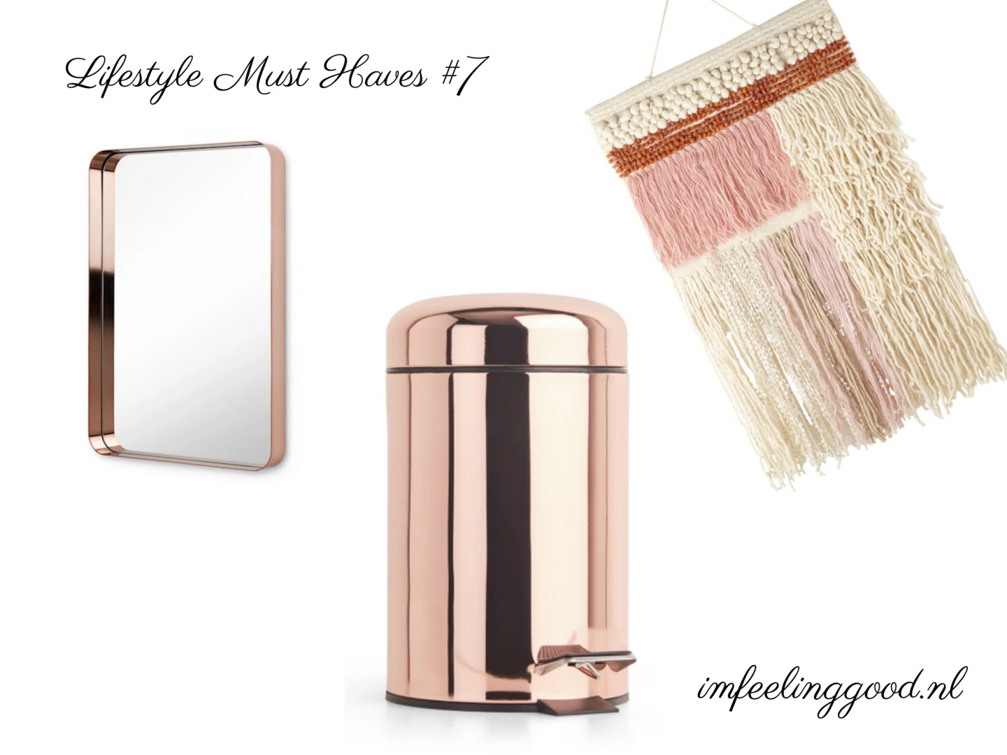 Lifestyle Must Haves #7
