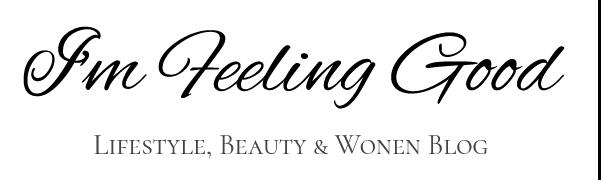 Logo I'm Feeling Good Alex Brush