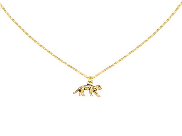 Lucky Leopard ketting