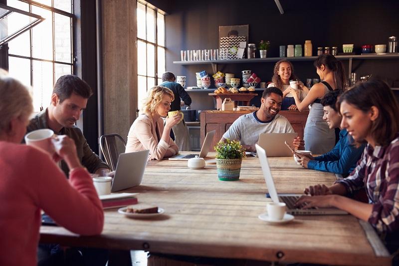 Mijn eigen bedrijf gestart: A Blogging Company | Personal