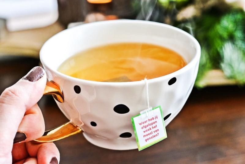 I'm Feeling Good Tea Topics