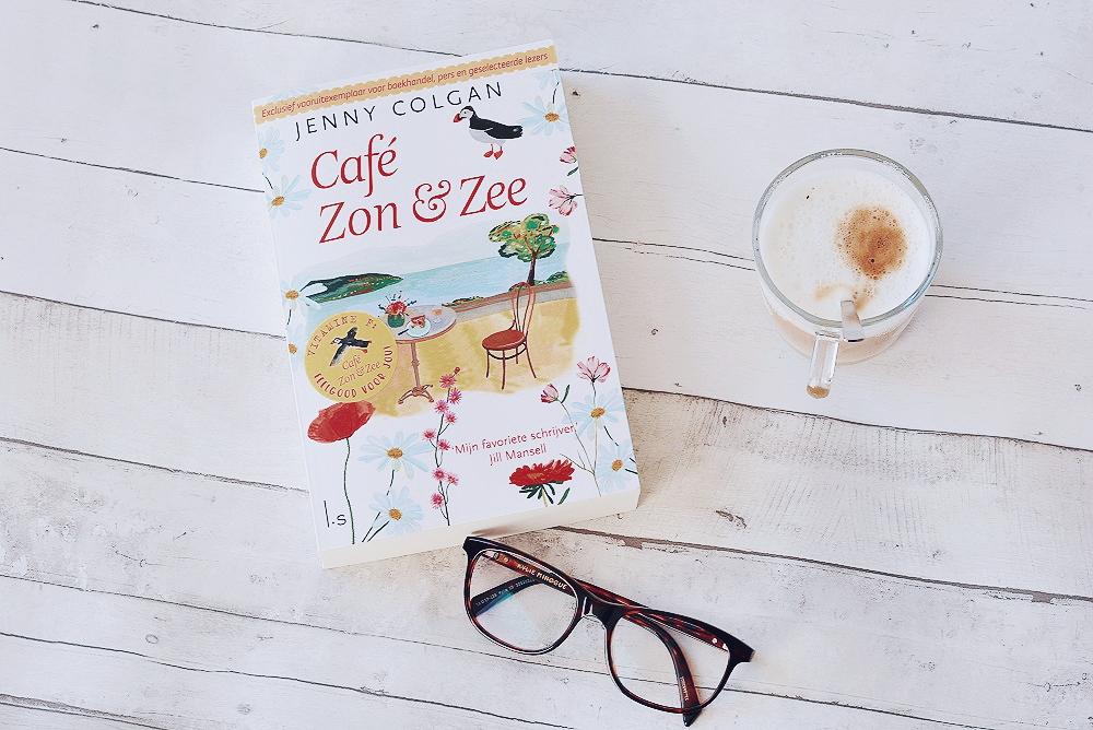 Read & Relax | Recensie Café Zon & Zee van Jenny Colgan