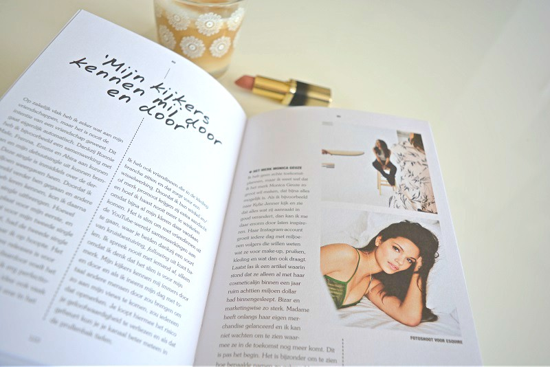 Review My Way Monica Geuze