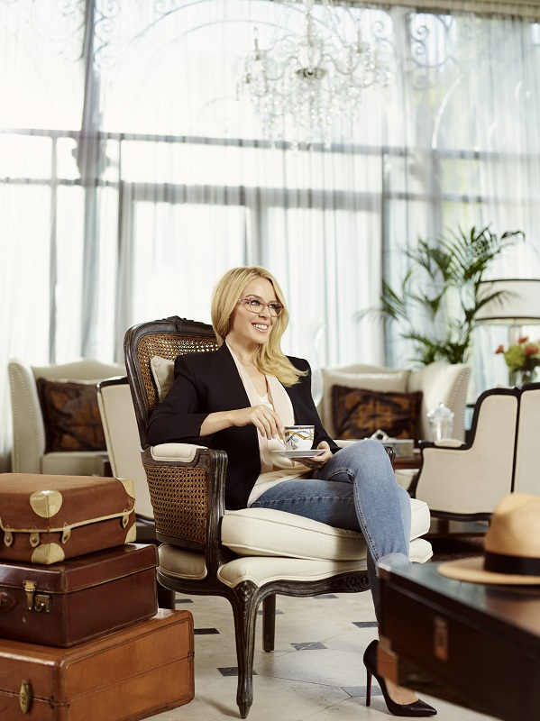 Accessoires | Specsavers x Kylie Minogue Eyewear Collectie