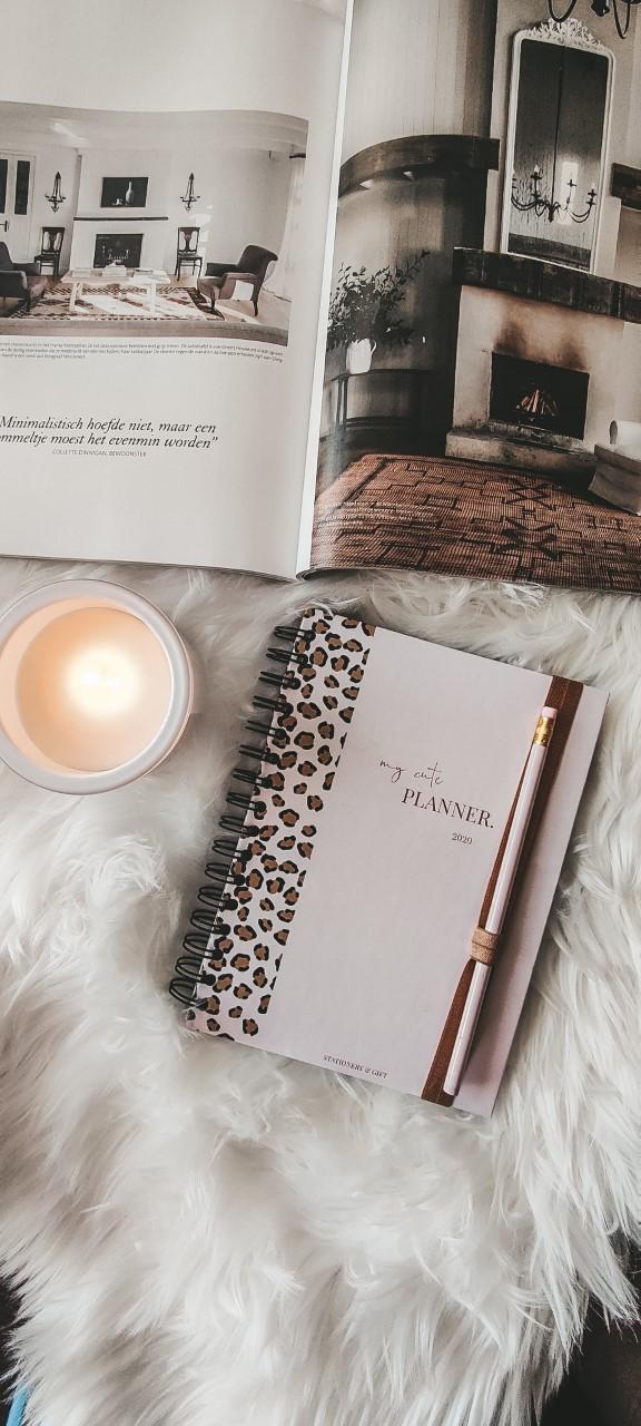 Mijn nieuwe agenda van Stationery & Gift : My Cute Planner 2020