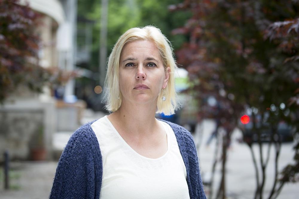 Stine Jensen Wie is de Mol 2018 - imfeelinggood.nl