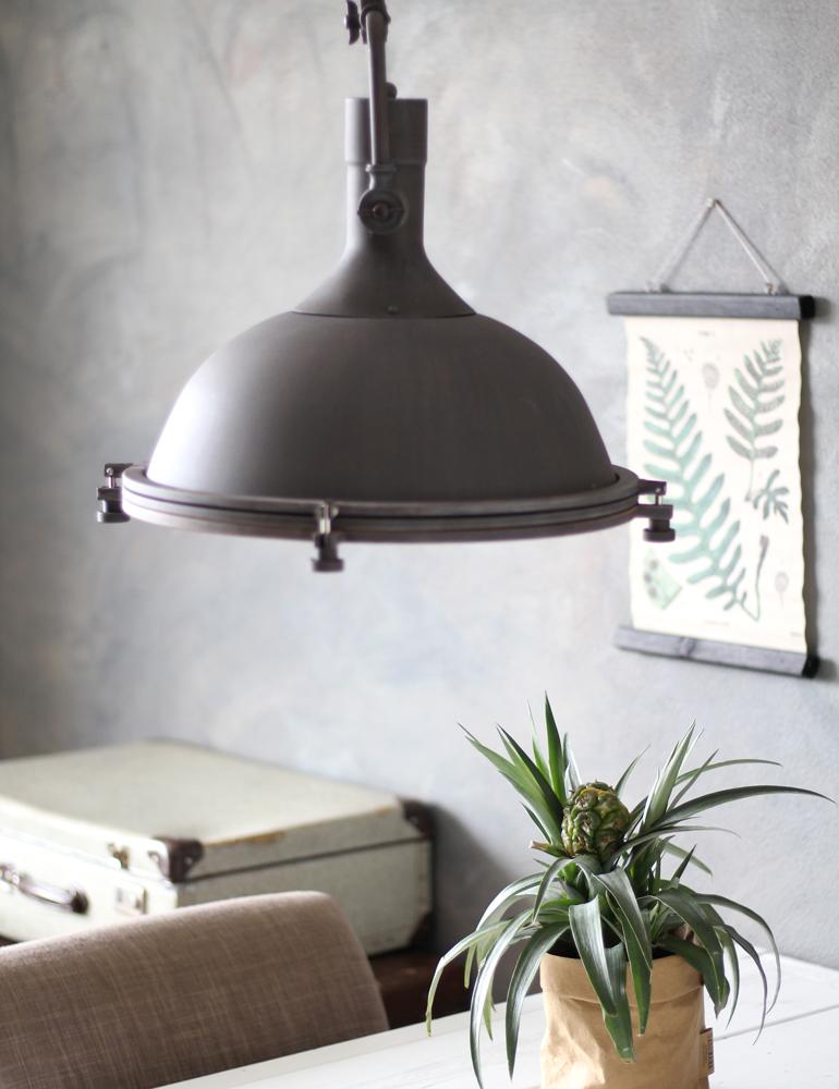 Stoere hanglamp Eliga