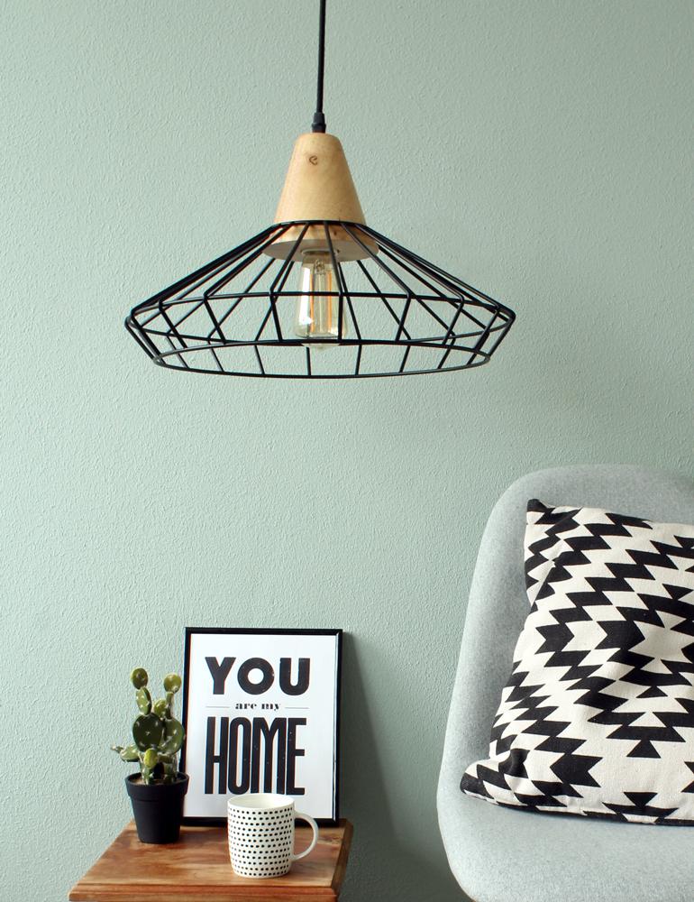 Stoere hanglamp Vanna