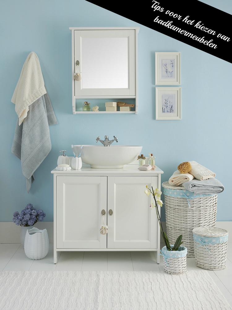 Tips voor het kiezen van badkamermeubelen