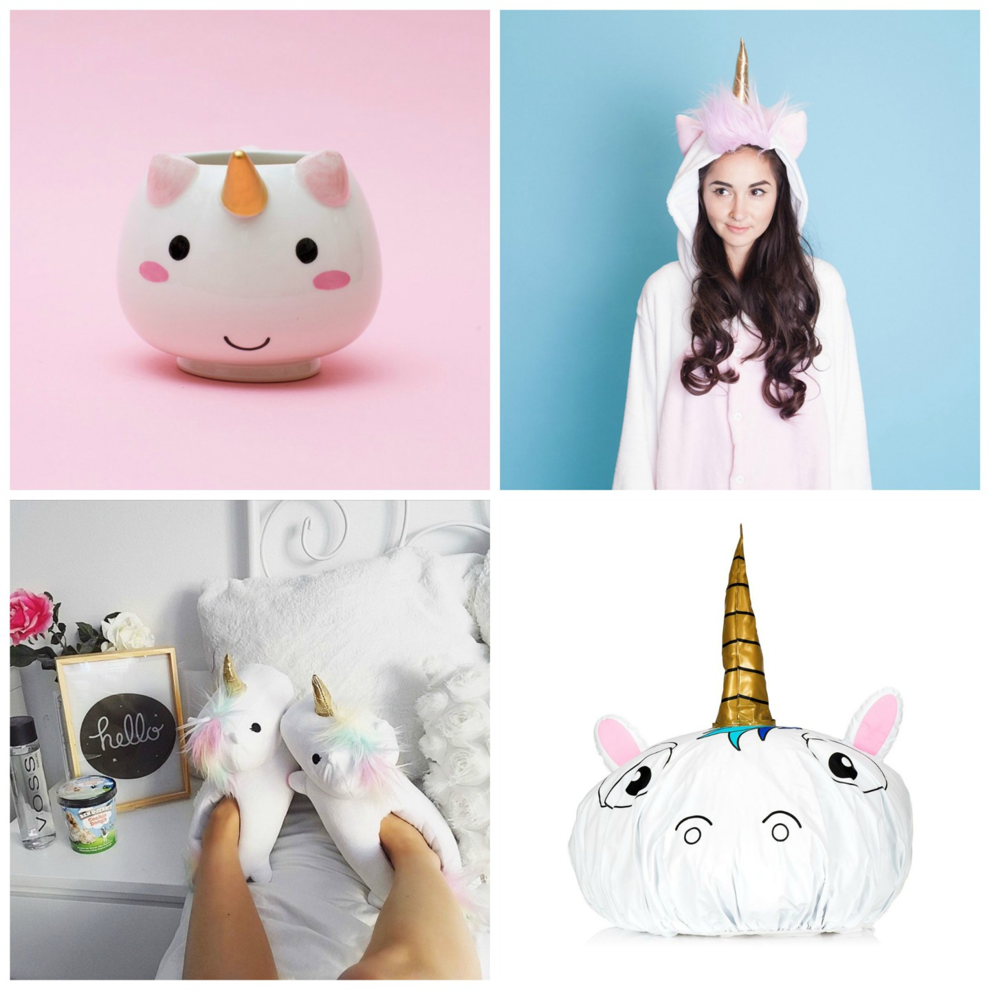 Unicorn girl image