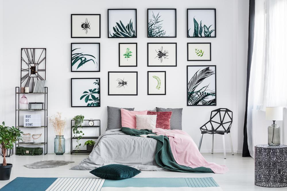 Vervang je muurdecoratie