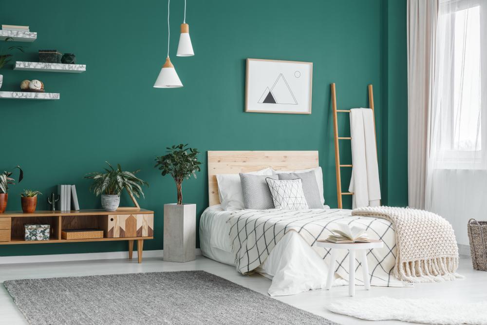 Wat zijn de beste kleuren voor in de slaapkamer - Ontspannen en gezellig