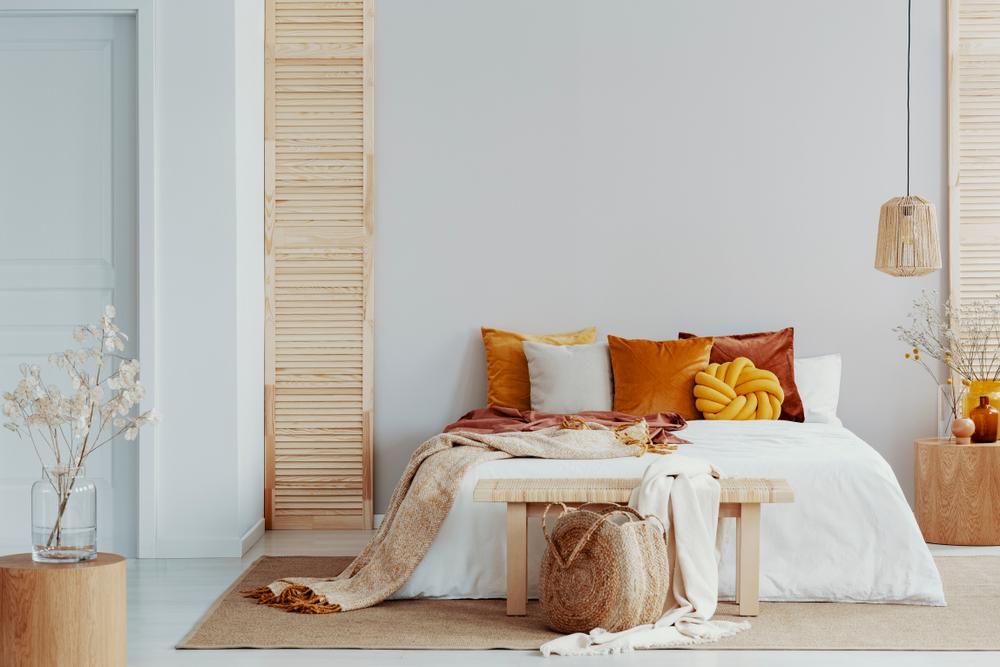Wat zijn de beste kleuren voor in de slaapkamer - Vol met energie