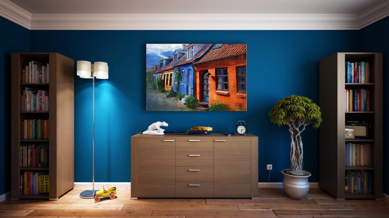 Wonen De juiste kleur muurverf kiezen voor je huis