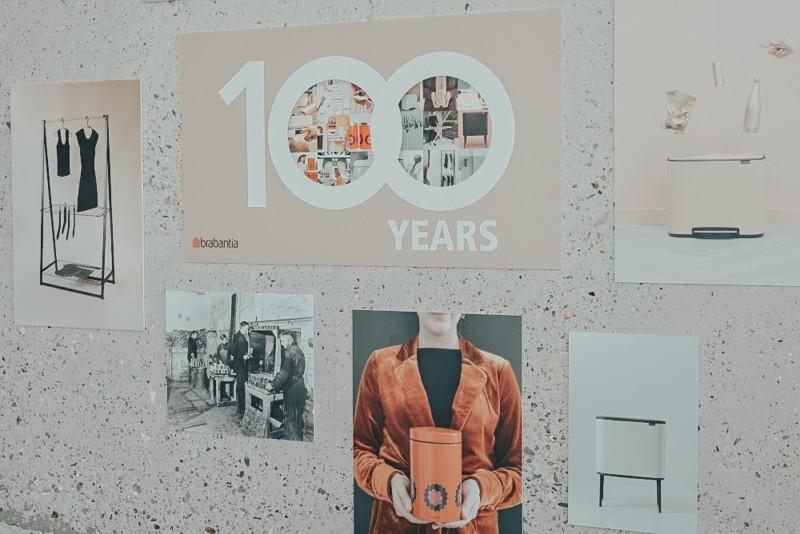 Wonen | Feestje: Brabantia bestaat 100 jaar! & winactie
