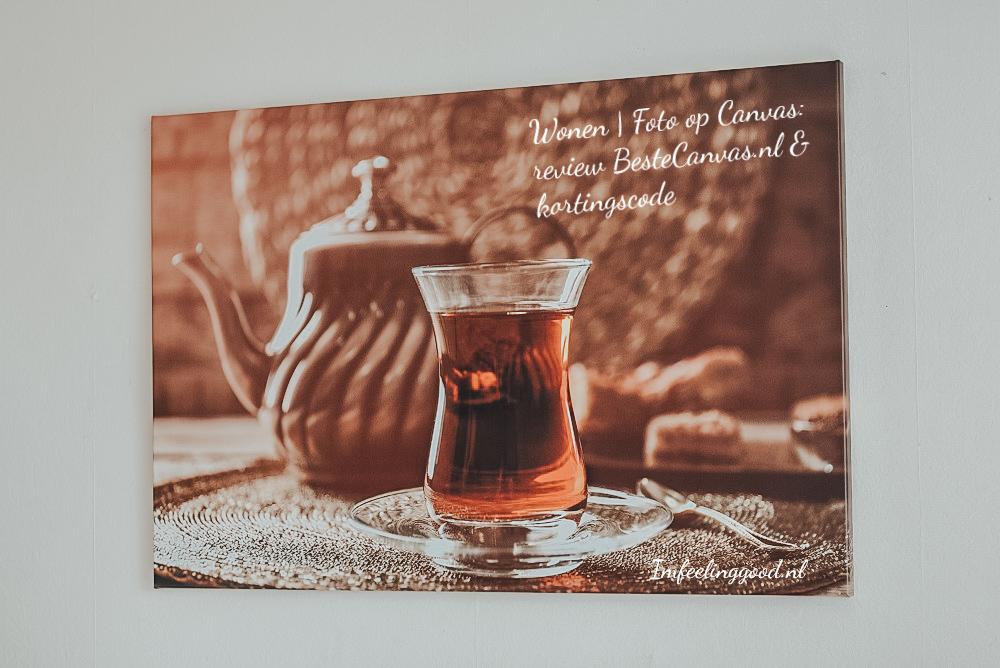 Wonen Foto op Canvas review BesteCanvas.nl & kortingscode
