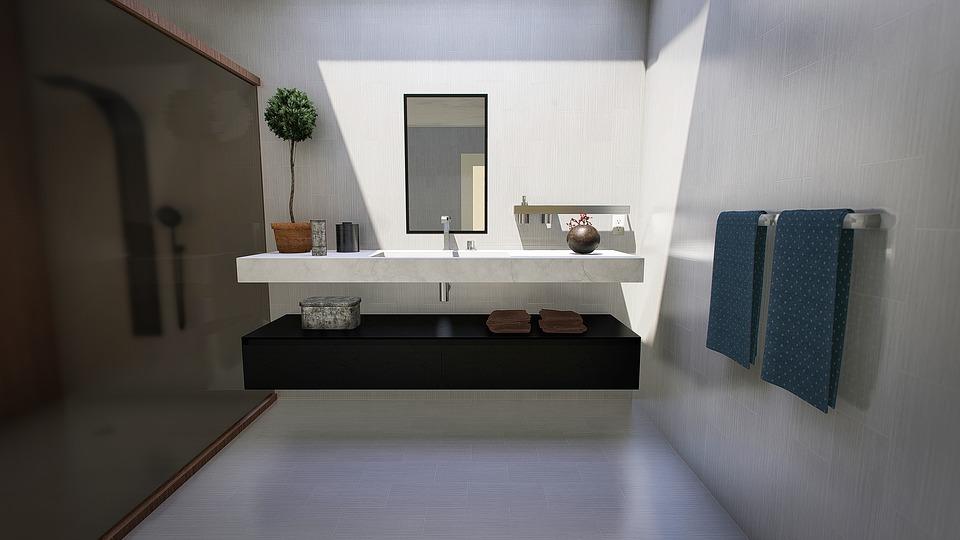 imfeelinggood.nl - Tips voor een minimalistische badkamer